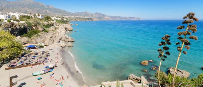 playas de andalucia